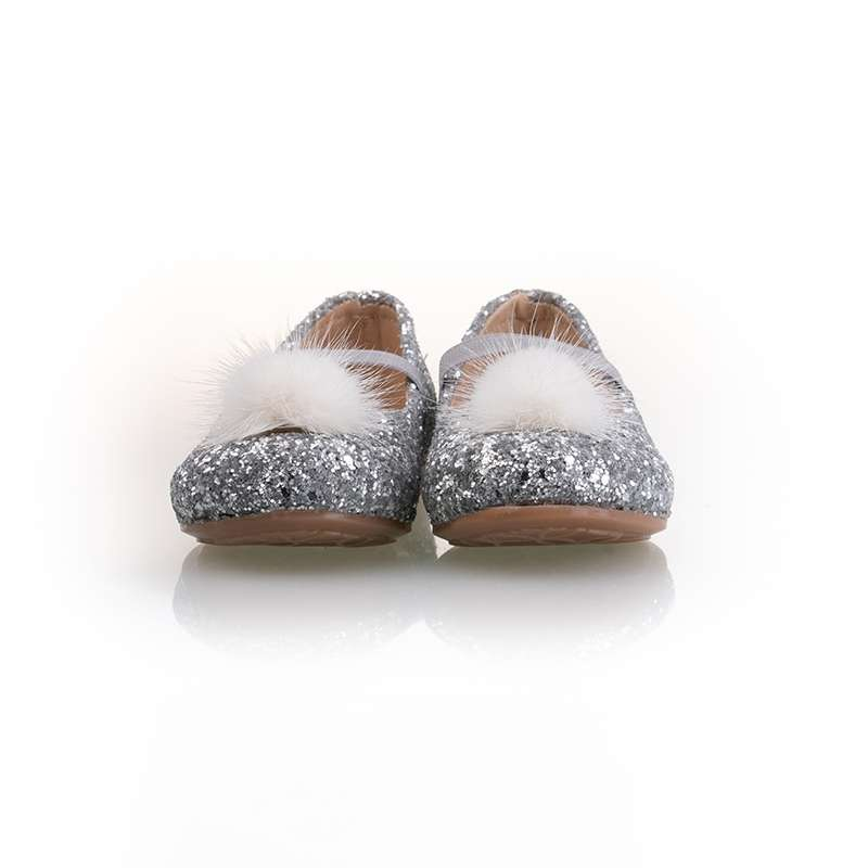 Gümüş Pul Lastilkli Babet