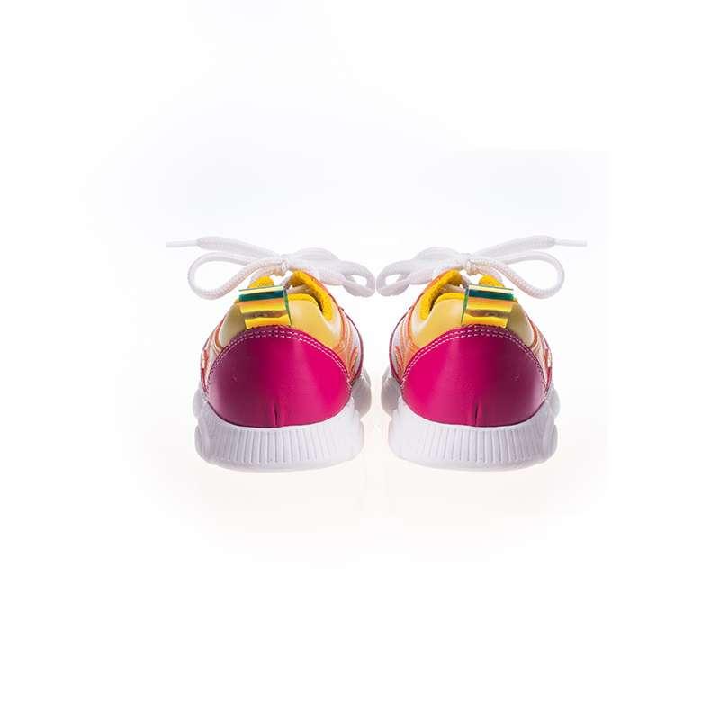 Karışık Pembe Renkli Sneaker