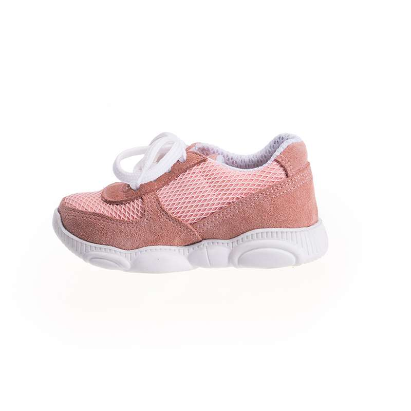 Pudra Süet Sneaker