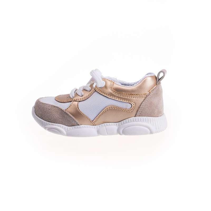 Altın Rengi Sneaker