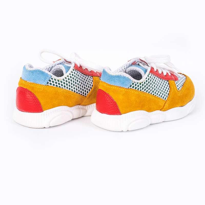 Hardal Süet Sneaker